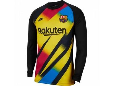 FC Barcelona 3. målmandstrøje 2019/20