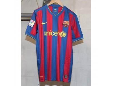 FC Barcelona hjemme trøje 2009/10 - Møller 66