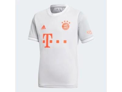 FC Bayern München ude trøje 2020/21 - fra Adi Dassler