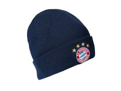 FC Bayern strikhue - marineblå