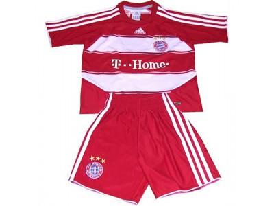 FC Bayern hjemme minisæt - små drenge
