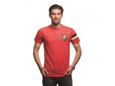Belgien Captain Anfører T-shirt