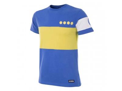 Boca anfører t-shirt i blå
