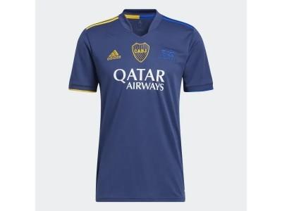 Boca Juniors 4. trøje 2021 - fra Adidas