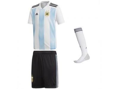 Argentina hjemme sæt VM 2018 - børn