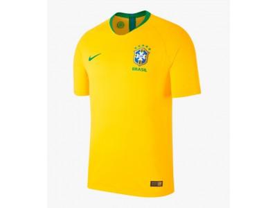 Brasilien hjemme trøje VM 2018