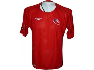 Chile hjemme trøje 2010