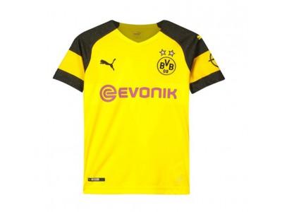Dortmund hjemme trøje 2018/19 - børn