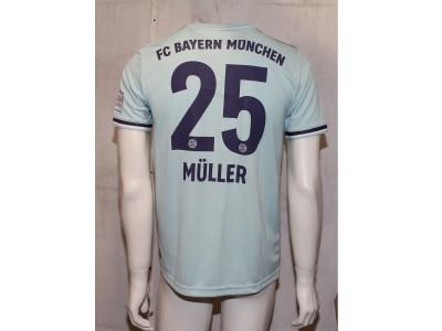 FC Bayern München ude trøje 2018/19 - Muller 25