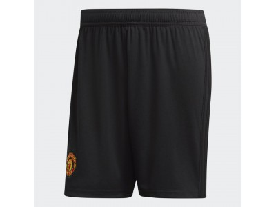 Manchester United hjemme shorts 2018/19 - sort