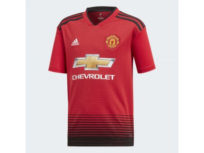 Manchester United hjemme trøje 2018/19 - børn