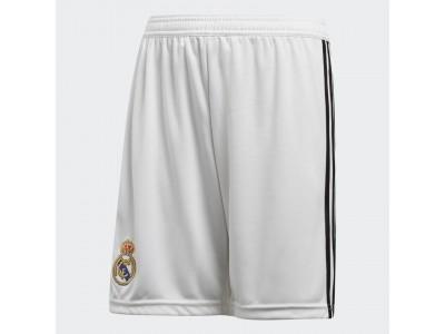 Real Madrid hjemme shorts 2018/19 - børn