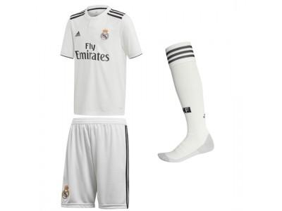 Real Madrid hjemme sæt 2018/19 - børn