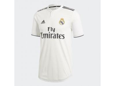 Real Madrid hjemme trøje autentisk 2018/19