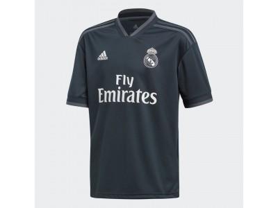 Real Madrid ude trøje UCL 2018/19 - børn