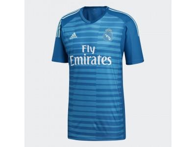 Real Madrid målmands trøje ude 2018/19