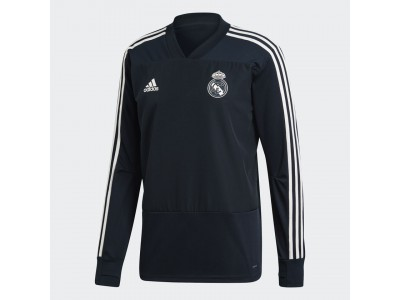 Real Madrid sweat shirt 2018/19 - sort