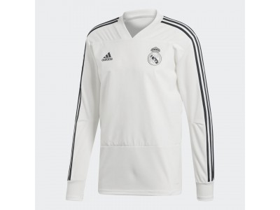 Real Madrid sweat shirt 2018/19 - hvid