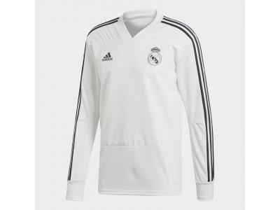 Real Madrid sweat shirt 2018/19 - hvid