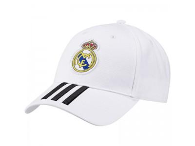 Real Madrid cap kasket 2018/19 - hvid