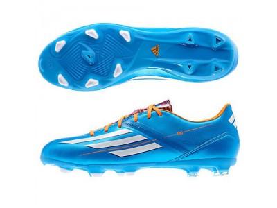 F10 TRX FG Messi fodboldstøvler - blå