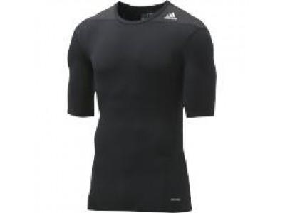 Adidas kompressions-trøje - sort