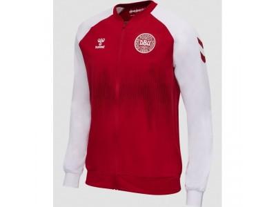 Danmark lineup jakke 2020/22 - fra Hummel