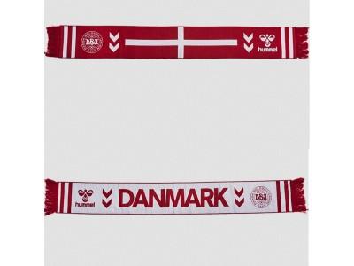 Danmark fan halstørklæde 2020/22 - fra Hummel