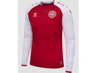 Danmark hjemme trøje L/Æ 2020/22 - fra Hummel