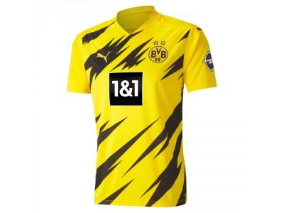Dortmund hjemme trøje 2020/21 - børn - fra Puma