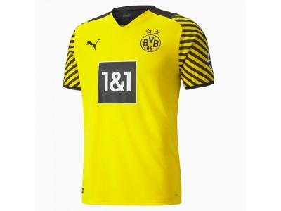 Dortmund hjemme trøje 2021/22 - børn - fra Puma