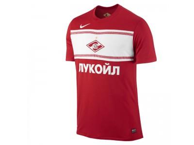 Spartak Moskva hjemme trøje 2012/13