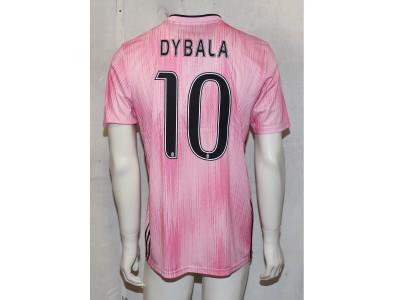 Tiro 19 trøje pink - Dybala 10