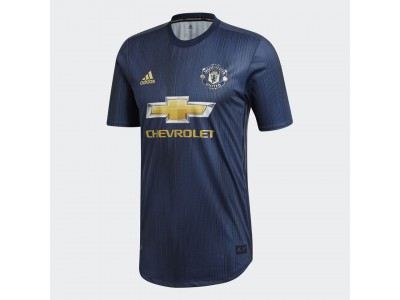 Manchester United tredje trøje 2018/19 - autentisk