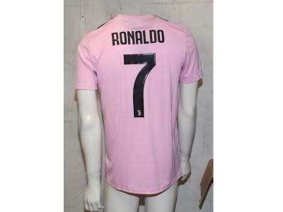 Campeon 19 trøje i pink - Ronaldo 7