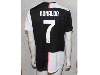 Juventus hjemme trøje 2019/20 - RONALDO 7 - UCL