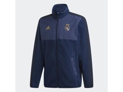 Real Madrid fleece jakke 2019/20 - fra adidas