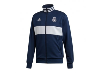 Real Madrid icons jakke 2019/20 - navy-guld