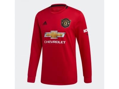 Manchester United hjemme trøje L/Æ 2019/20