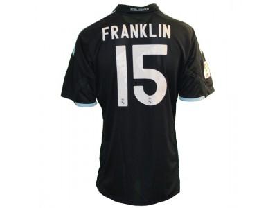 Real Madrid ude trøje 2009/10 - Franklin 15