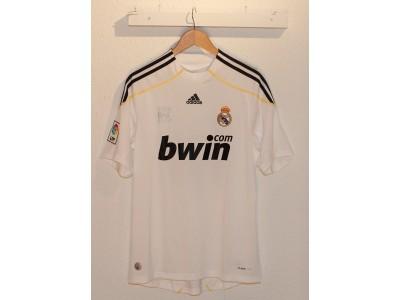 Real Madrid hjemme trøje 2009/10 - Atukoq 91