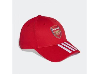 Arsenal cap kasket 2019/20 - rød - børn , voksen