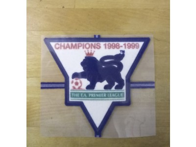 Premier League Champs 1998/99 ærmemærke - players