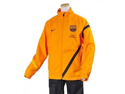 FC Barcelona paradedragt 2011/12 - orange - børn