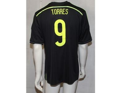 Spanien ude trøje 2014 - voksen - Torres 9