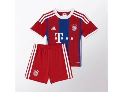 Bayern München hjemme minisæt 2014/15 - små børn