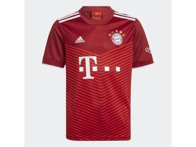 FC Bayern München hjemme trøje 2021/22 - børn - fra Adidas