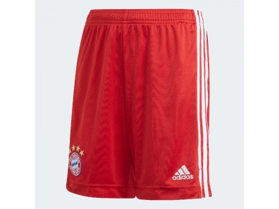 FC Bayern München hjemme shorts 2020/21 - børn - fra Adidas