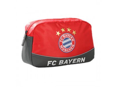 FC Bayern toilettaske - rød