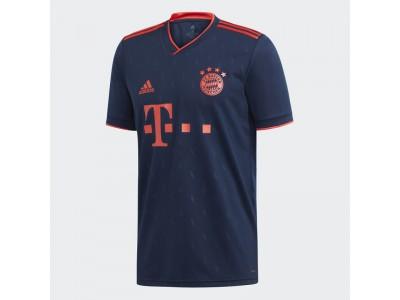 FC Bayern München tredje trøje 2019/20 - fra adidas